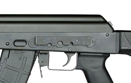 Century Proprietary Side Rail
