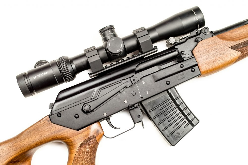 VEPR with AK-303M lower and AKR upper (2)