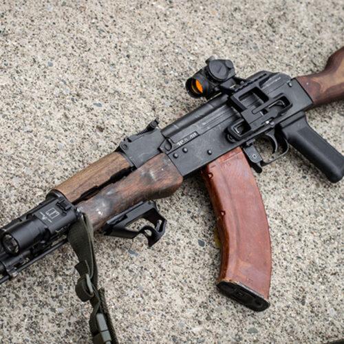 AK Optic Mounts | RS Regulate