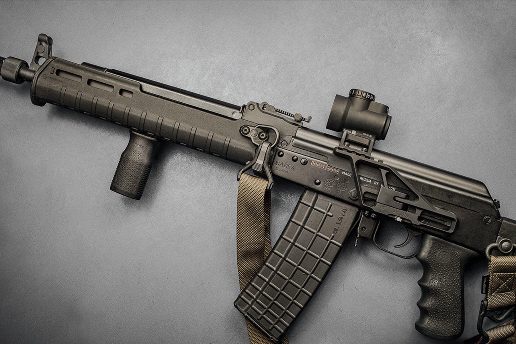 AK-301M Front Biased Lower