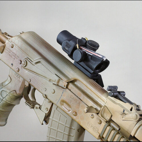 Utilitarian, rugged mounts for the AK | RS Regulate