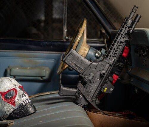 GKR-10M Kalashnikov Rifle MLOK Rail - RS Regulate