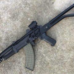 AK-312M Rear Biased Lower