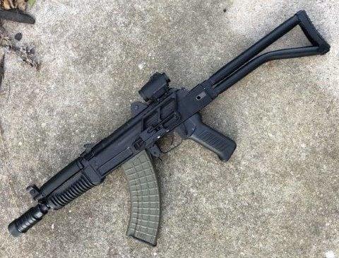AK-312M Action S