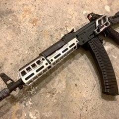 GKR-10MS Kalashnikov Rifle MLOK Rail with Sling Loop Cutout