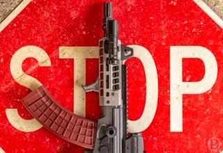 GKR-5MR Kalashnikov Krink Style PDW MLOK Ribbed Rail